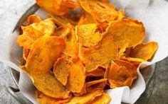 Fit For Life Coaches  –  SPICED KUMARA CHIPS