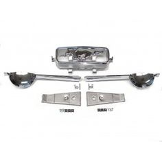 1966 GT Horse And Corral Grille Kit  http://calponycars.com/889-ext-066-028.html
