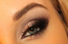 Dagens makeup – Too Faced Boudoir eyes Gorgeous Makeup, Pretty Makeup, Love Makeup, Makeup Inspo, Makeup Inspiration, Makeup Looks, Makeup Stuff, Fitness Inspiration, All Things Beauty