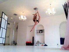 I need to get myself a pole room like Bendy K!
