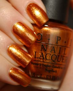 OPI Rising Star - $7 Swatched on stick - SOLD JJ