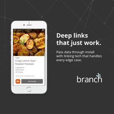 Branch helps mobile apps grow with deep links that power referral systems, sharing links, invites and marketing links with full attribution and analytics Deep Linking, Mobile App, Invites, Apps, Marketing, Business, Mobile Applications, App, Store