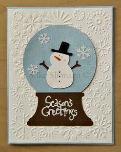 cards made with cricut joys of the season | cards made with cricut cartridge joys of the season | silkeshimazu ...