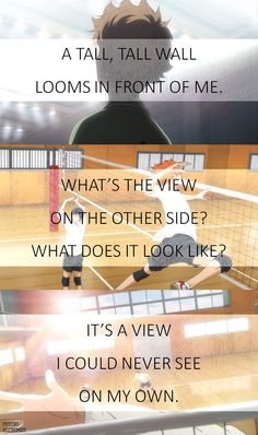 haikyuu quote backgrounds for laptop - Google Search
