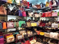 Luxury Purses, Luxury Bags, Stylish Handbags, Purses And Handbags, Walk In Wardrobe Design, Handbag Display, Celebrity Closets, Luxury Closet, Luxe Life