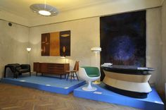 Classics of the Finnish Design Exposition. Courtesey: Modernariat Gallery, St. Petersburg. Photo: A. Lyashko.