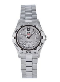 TAG Heuer Women's WAF1412.BA0823 Aquaracer Ladies Watch for only $1,144.00 You save: $556.00 (33%)