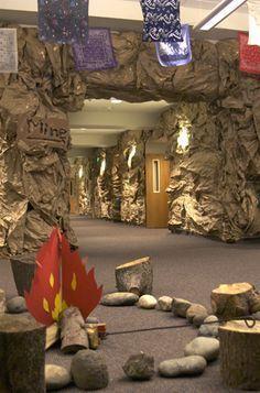 Bildergebnis für cave quest vbs decorations