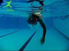 TrainOnline - videoanalyse zwemmen Albert de Vries - YouTube