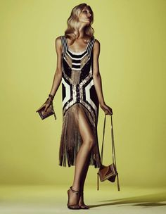 Melissa Tammerijn by Andrew Yee for How to Spend It    been loving this dress since the first time i saw it. at first sight!