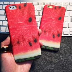 Individualität Design Frucht-Gemüse-Muster Hart Handyhülle für iphone 6 und iphone 6 plus