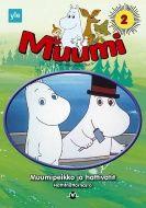 Muumi 2. - Muumipeikko ja hattivatit  (DVD)