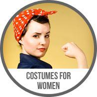diy halloween costumes for women, pets, groups, couples, and babies // shrimp salad circus.