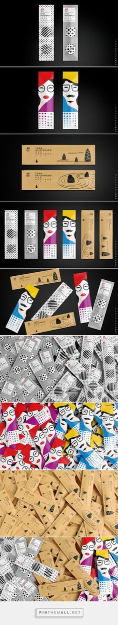 SIHEYI disposable chopsticks packaging design by Xian Gao Peng - http://www.packagingoftheworld.com/2017/12/siheyi.html