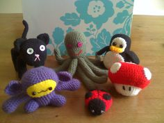 Crochet crew. Love this. My friend Erin does these and is SUPPOSED to be making me one