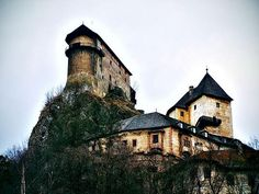 Oravsky Podzamok SK  The Orava Castle Pictures do not give this castle justice. You must see it in person.