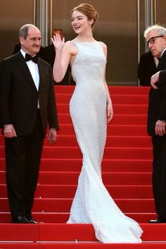 Emma Stone Cannes film festival