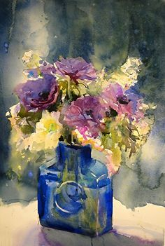 Sarah Yeoman WATERCOLOR