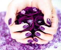 Rich manicure