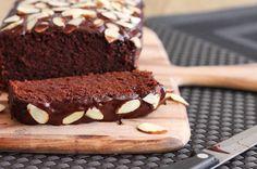 Scientifically Sweet: Dark Chocolate Almond Cake