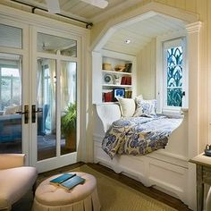 So cute love little nooks like this