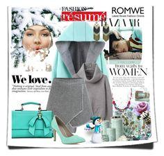 """www.romwe.com-VI-9."" by ane-twist ❤ liked on Polyvore featuring Elliott Lucca, Zara, women's clothing, women's fashion, women, female, woman, misses, juniors and romwe"