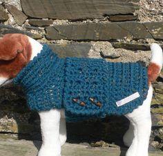 Medium Dog Clothes - Dog Sweater - Dog Sweaters - Crochet Dog Sweater - Dog Jumper - Pet Clothing - Dog Clothing- Dog Clothes by RockingPony on Etsy https://www.etsy.com/listing/235393720/medium-dog-clothes-dog-sweater-dog