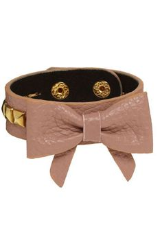 i know this is a cuff, but... can you imagine how cute it'd be if it were a belt? yes!