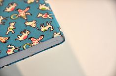 Fabric Covered Composition Books