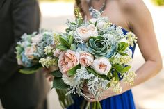 A DIY Wine Country Wedding by Tim Halberg Photography - Wedding Party
