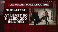"Wasting no time, ABC on Monday jumped to gun control and finding possible villains for the mass slaughter in Las Vegas. Reporter Cecilia Vega cited a Hillary Clinton tweet bashing the NRA and worried about GOP gun legislation in the House. With the facts still unclear, Good Morning America co-host George Stephanopoulos lectured, ""This is going to re-open the debate over guns in this country."""