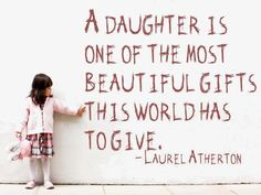 For My Girls, I Love You!