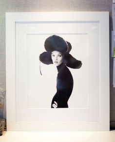 Hello, Kate! From Jennifer Fisher's art collection... (Photograph by Rima Campbell) by jannie