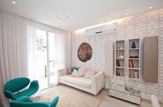 Sala empreendimento Vita Parque / Vita Parque Living Room