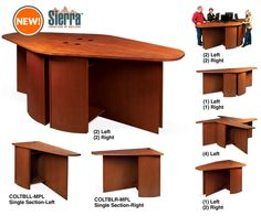 Gaylord Sierra Collaboration Table