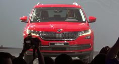 Fully Revealed: Meet Skoda's All-New Kodiaq 7-Seater SUV [146 Pics]