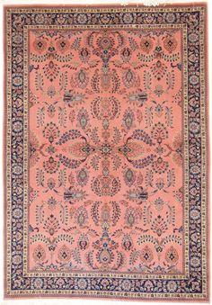 Sarug Handgeknüpft orientalisch Teppich Perser  orient matto Rug 240 x 170 cm