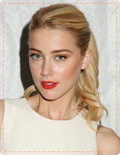 Super Model Amber Heard