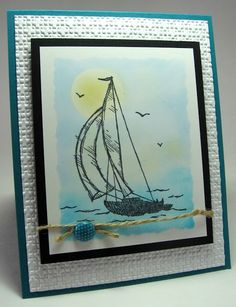 stamping up north with laurie: Stampin Up Sail Away