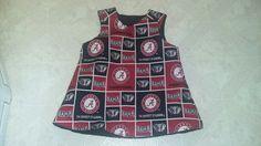 Newborn Alabama dress