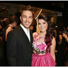 Saara Aalto & Matt Terry X Factor 2016 Prom Dresses, Formal Dresses, Awesome Stuff, Bro, Celebs, Fitness, Instagram Posts, Fashion, Formal Gowns