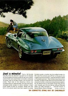 1964 Corvette Sting Ray