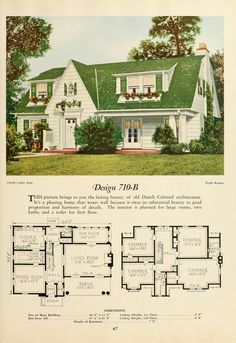 Tour a real sears roebuck and co mail order craftsman for New house plans that look old