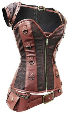 Create the most awesome cosplay costume with our huge range of corsets, you won't be disappointed.