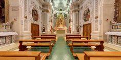 Enna - Chiesa di San Marco from 94100 Enna EN, Italy   #wedding #mybigday