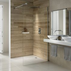 Wetroom screen similar to this, for main bathroom