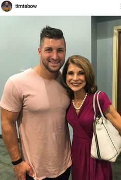 Tim Tebow Instagram - 5.14.17 -Happy Mother's Day