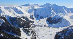 Le Mont Dore Ski camping-car