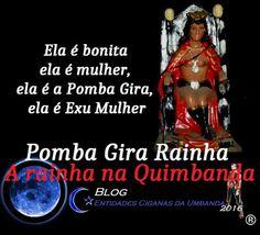 Entidades Ciganas da Umbanda (Clique Aqui) para entrar.: POMBA GIRA RAINHA