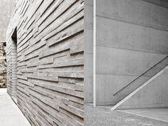El cemento como elemento decorativo | Maria victrix